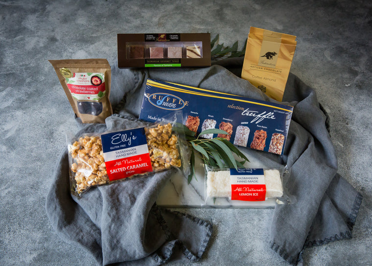 Chocolate Indulgence Mothers Day Gift - Tasmanian Gourmet Online