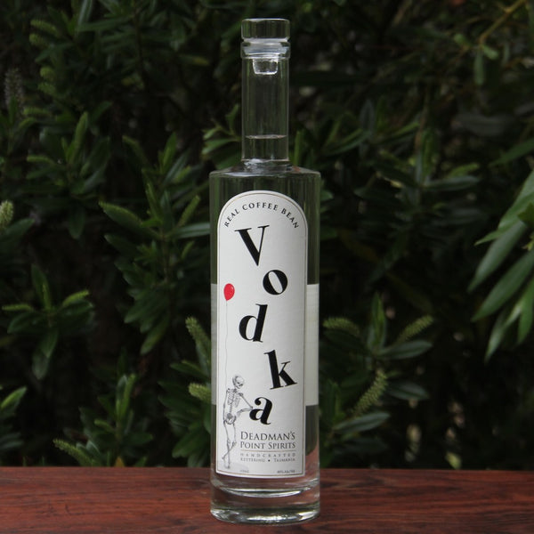 Real Coffee Bean Vodka - Tasmanian Gourmet Online