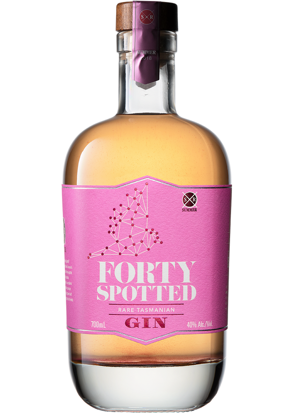 Forty Spotted Gin Summer 2018/2019