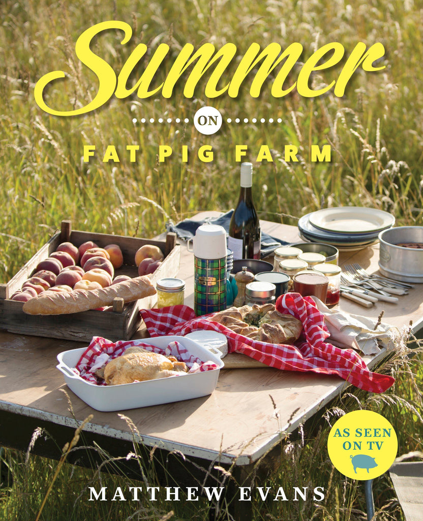 Summer on Fat Pig Farm - Tasmanian Gourmet Online