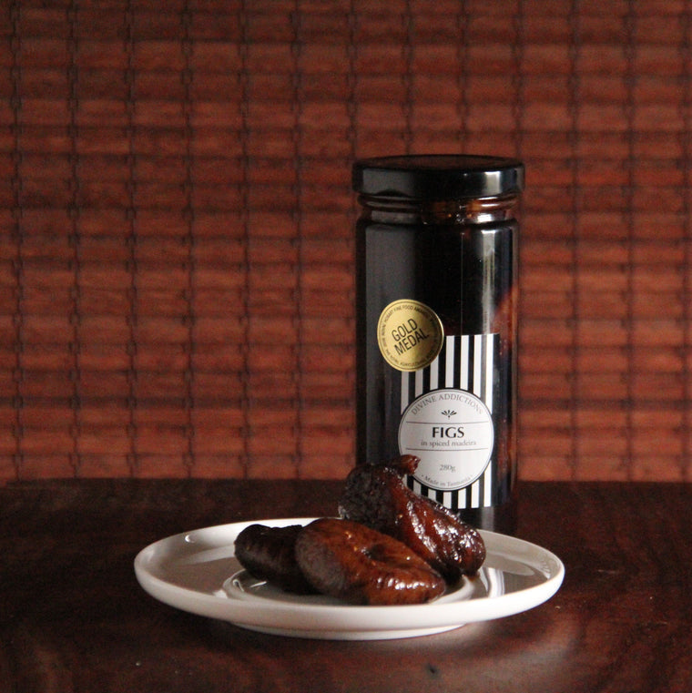Figs in Spiced Madeira - Tasmanian Gourmet Online