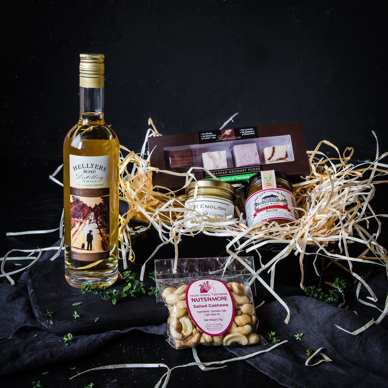 Tasmanian Whisky with  Gourmet Selection - Tasmanian Gourmet Online