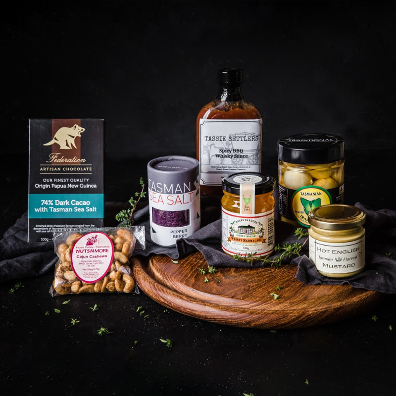Vegan Tasmanian Father's Day Gourmet Selection - Tasmanian Gourmet Online
