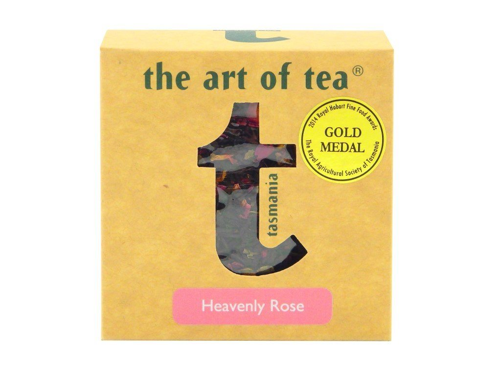 Art of Tea Heavenly Rose