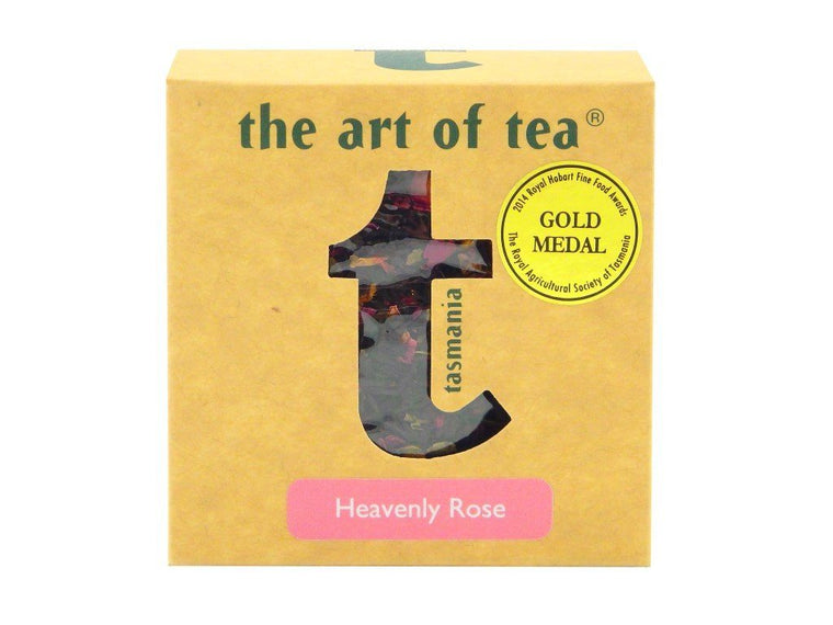 Art of Tea Heavenly Rose - Tasmanian Gourmet Online