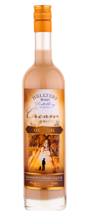 Hellyers Road Whisky Cream Original Liqueur