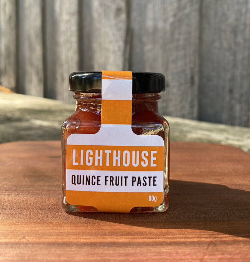 Lighthouse Quince Fruit Paste
