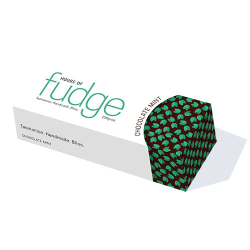 House of Fudge Chocolate Mint Fudge