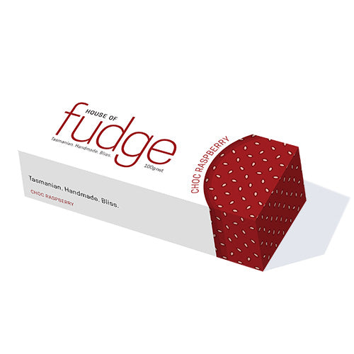 House of Fudge Chocolate Raspberry