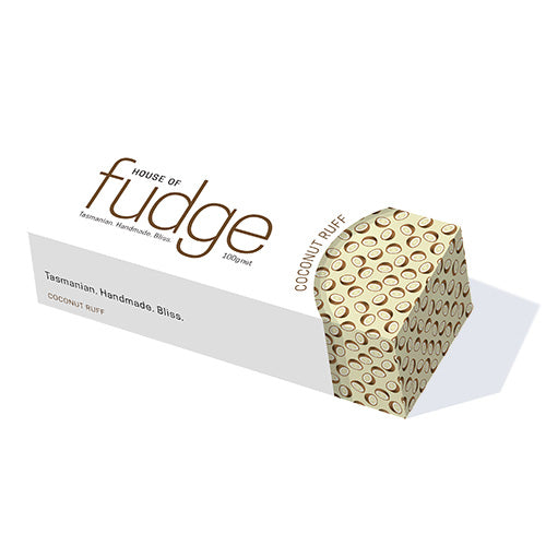 House of Fudge Coconut Ruff