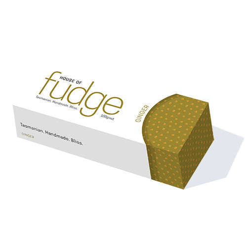 House of Fudge Ginger