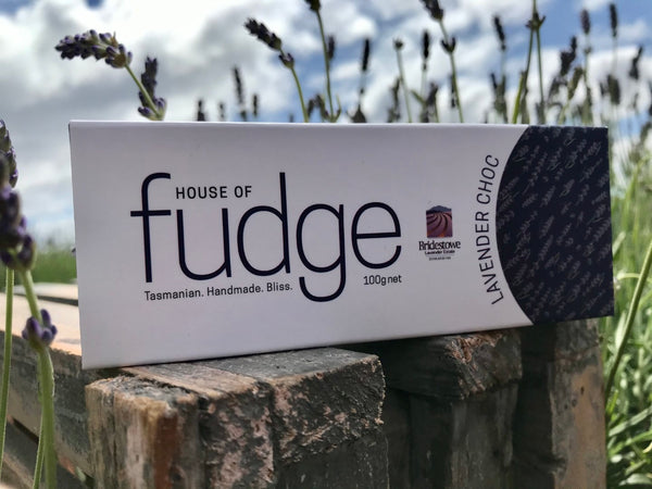 House of Fudge Lavender Fudge