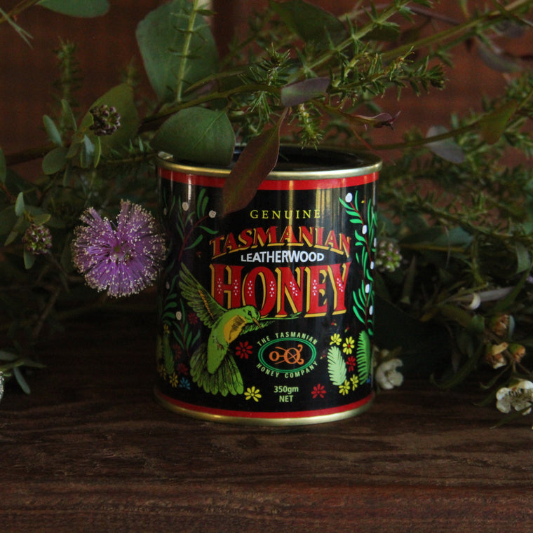 Tasmanian Leatherwood Honey - Tasmanian Gourmet Online