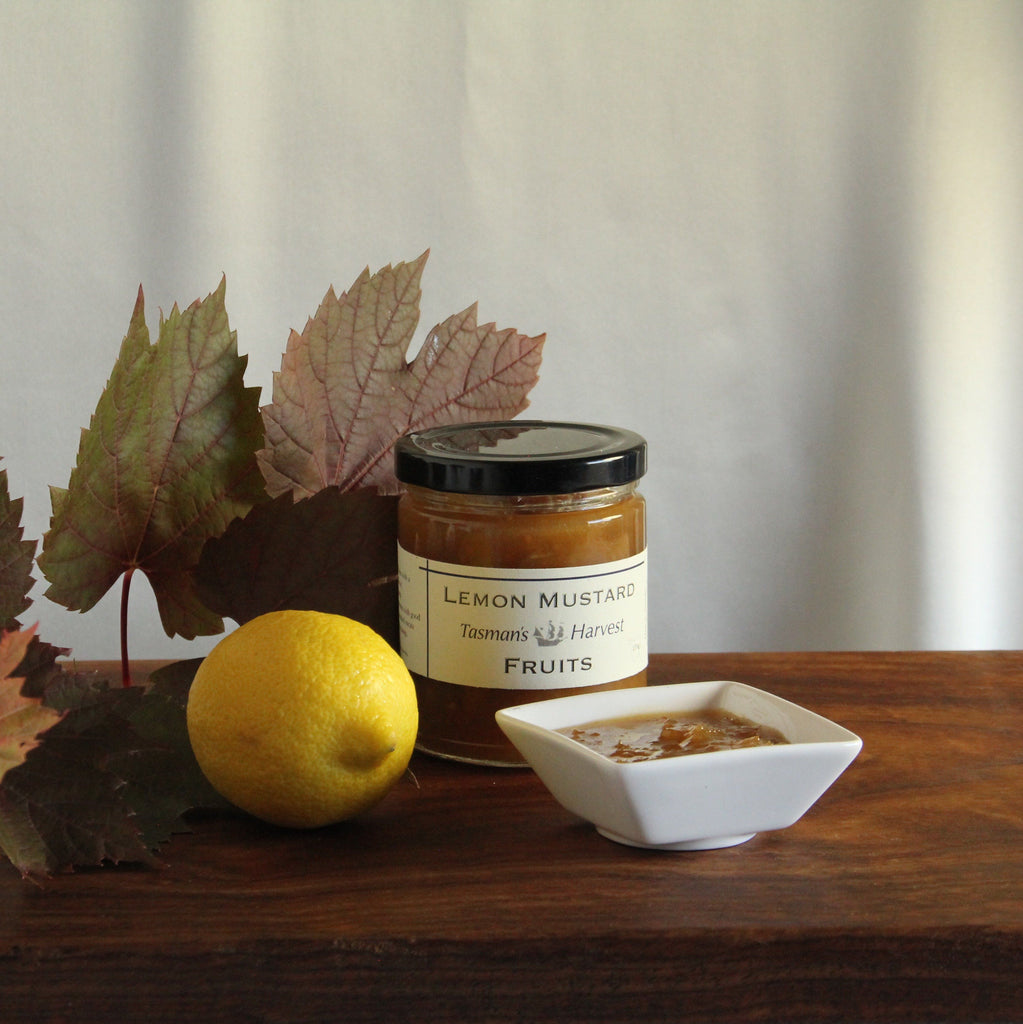 Tasman's Harvest Lemon Fruits Mustard