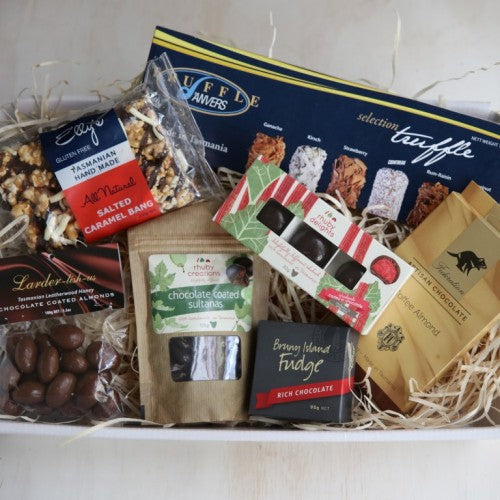Medium Tasmanian Chocolate Hamper - Tasmanian Gourmet Online