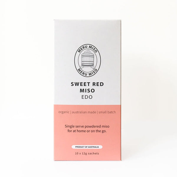 Meru Miso Sweet Red Sachets