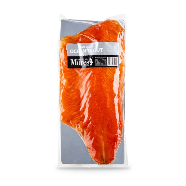 Mures Cold Smoked Ocean Trout