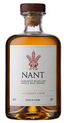 Nant Single Malt Whisky Bourbon Cask 43% ABV