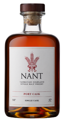 Nant Single Malt Whisky Port Cask 43% ABV