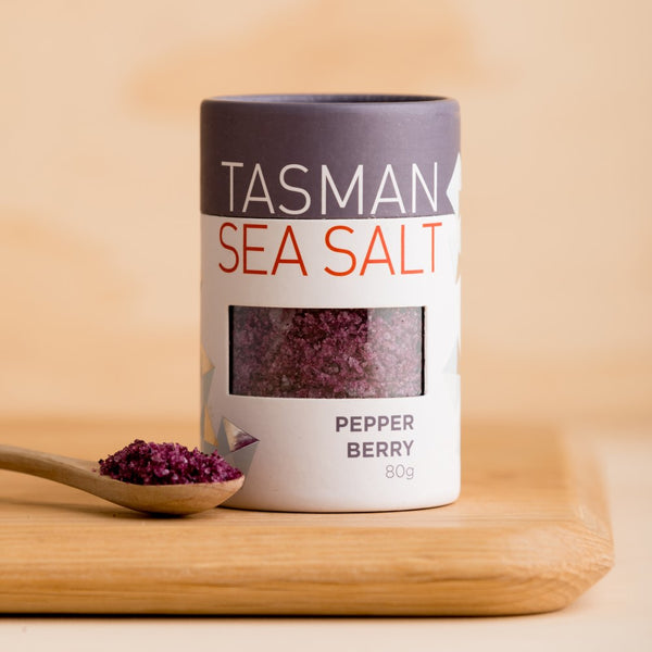 Tasman Sea Salt Pepper Berry - Tasmanian Gourmet Online