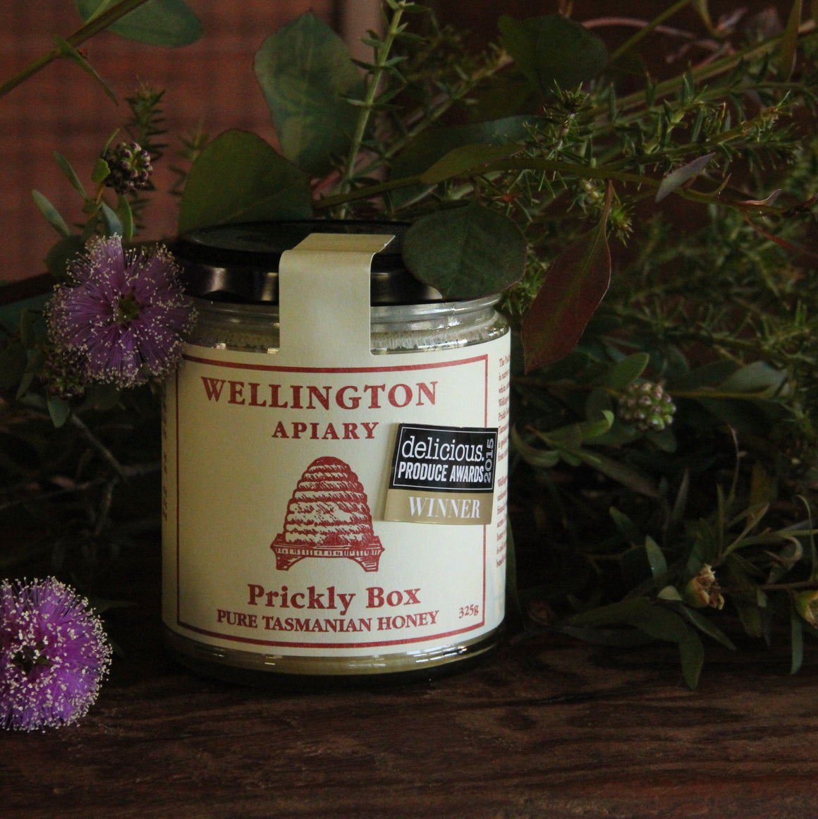Wellington Apiary Prickly Box - Tasmanian Gourmet Online