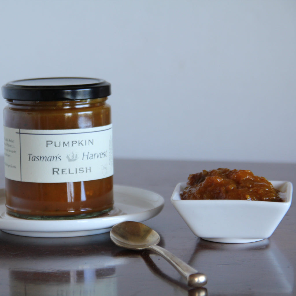 Tasman's Harvest Pumpkin Relish