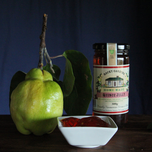 Rocky Gardens Quince Jelly - Tasmanian Gourmet Online