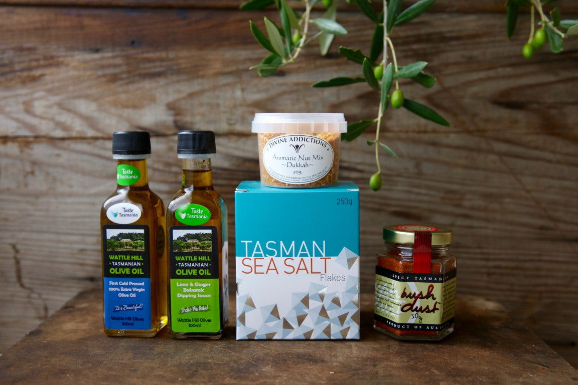 Tasmanian Spices and Seasonings