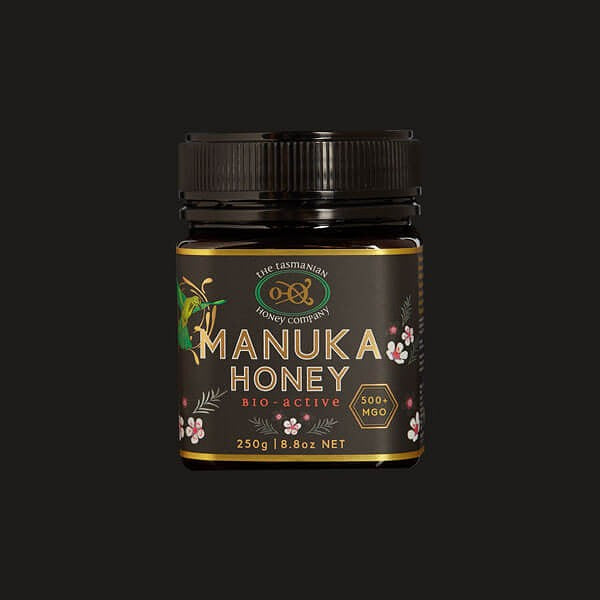 Manuka Honey MGO 500 Plus  - Tasmanian Gourmet Online