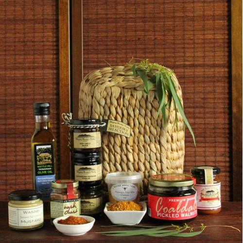 The Spice and Savoury Hamper - Tasmanian Gourmet Online