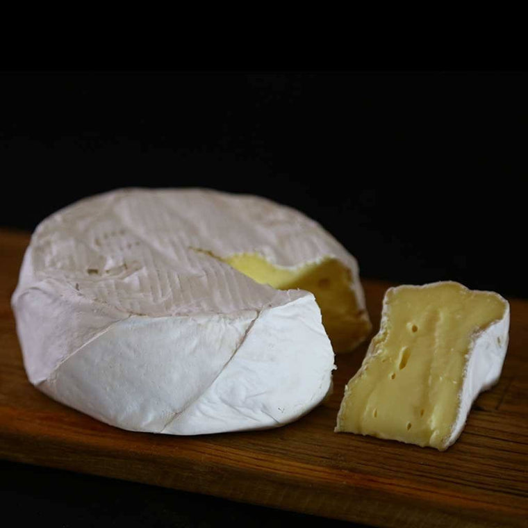 Coal River Farm Triple Cream Brie