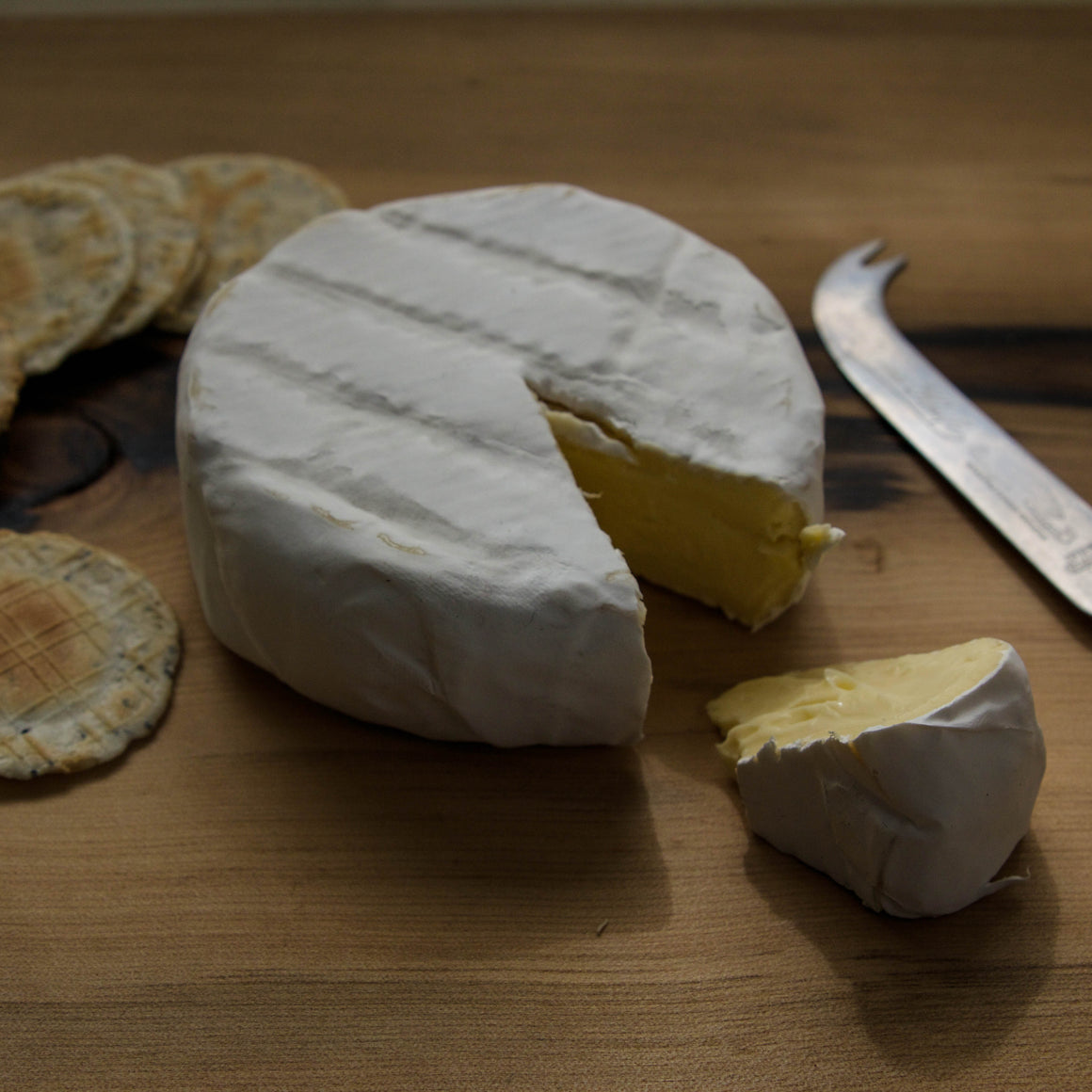 Wicked Cheese Smoked Brie