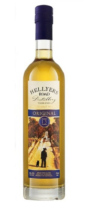 Hellyers Road Single Malt Original 15 Year