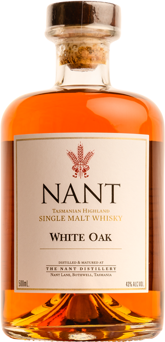 Nant Single Malt Whisky White Oak Cask 43% ABV