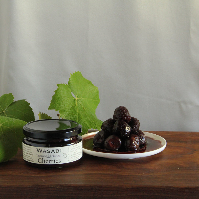 Tasman's Harvest Wasabi Cherries