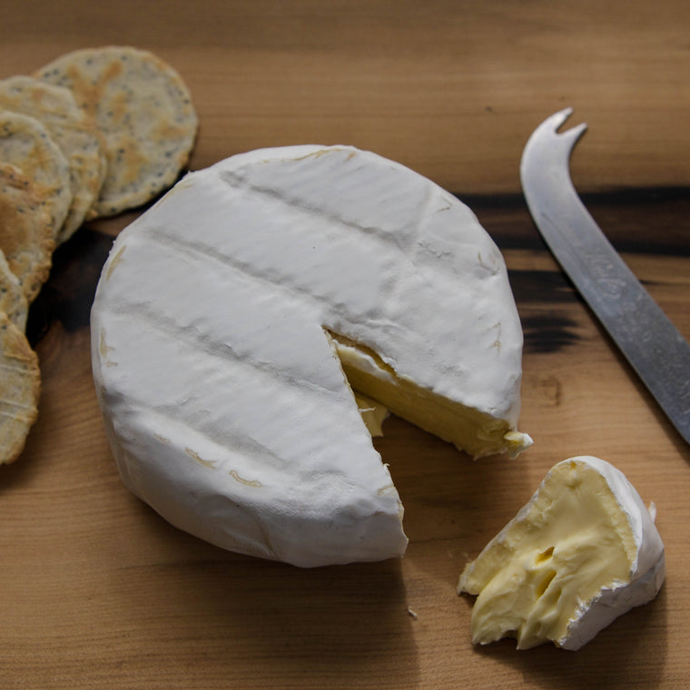 Wicked Cheese Brie
