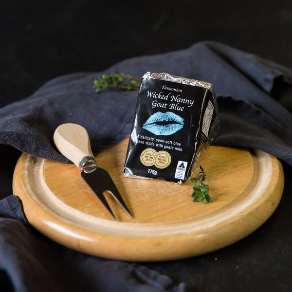 Wicked Cheese Nanny Goat Blue - Tasmanian Gourmet Online