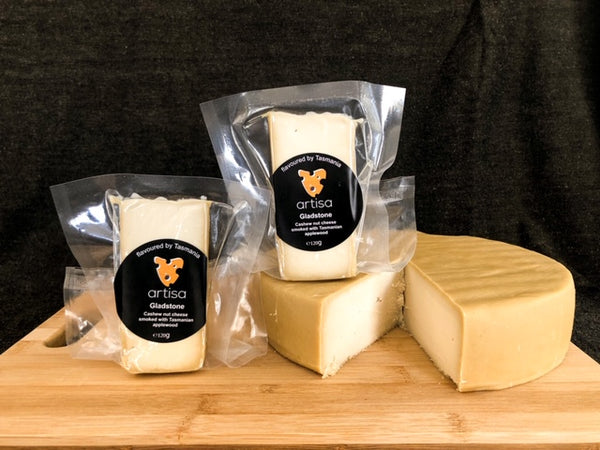 Artisa Gladstone Vegan Cheese