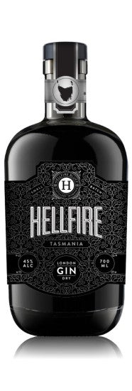 Hellfire Bluff London Gin