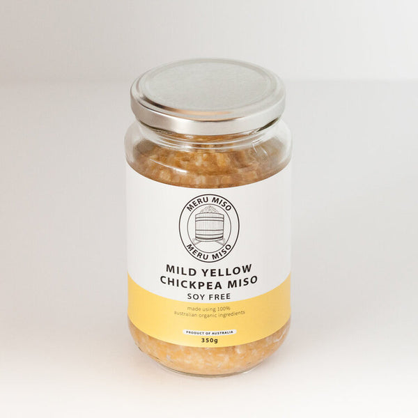 Meru Miso Yellow Chickpea