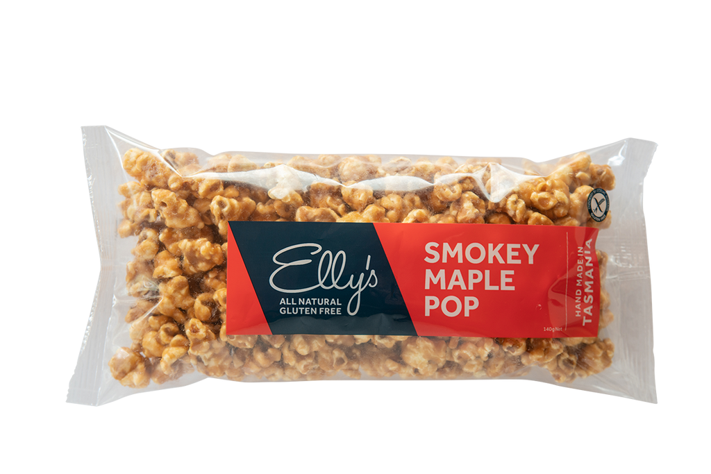 Elly's Smokey Maple Pop - Tasmanian Gourmet Online