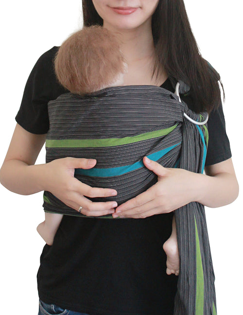 Vlokup How To Use Ring Sling Baby Carrier For Newborn Ring Sling