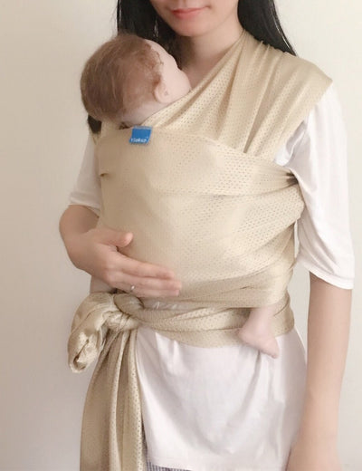 water ring sling baby carrier