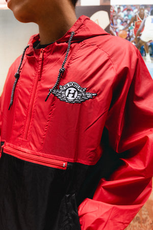 Wings Nylon Anorak