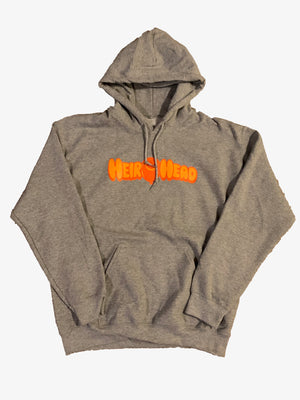 HEIR HEAD HOODIE (ORANGE)