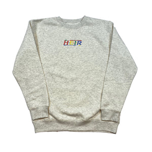 Multi-Color OG Logo Crewneck