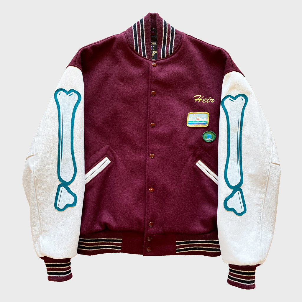 "Heir Bones Varsity ""Oregon"""