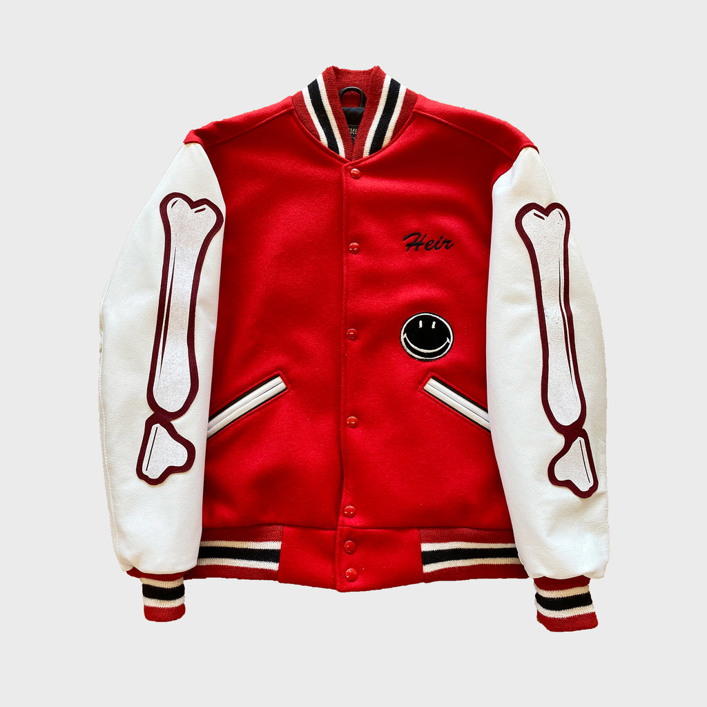 "Heir Bones Varsity ""Smiley"""