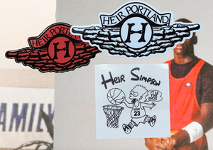Wings Collection Sticker Pack