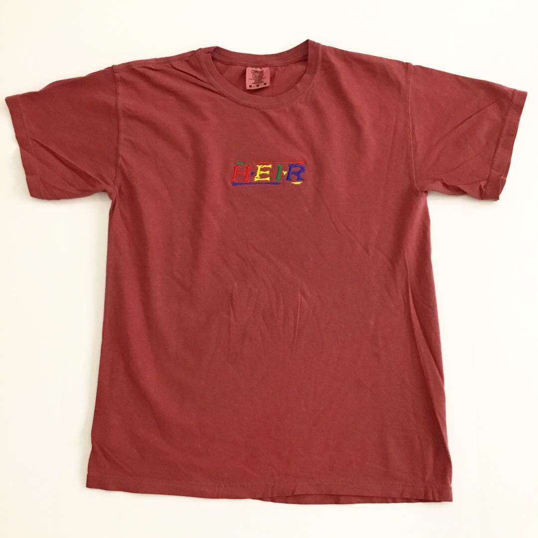 Multi Color OG Logo Tee